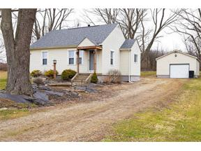 Property for sale at 9935 Mount Eaton Road, Wadsworth,  Ohio 44281