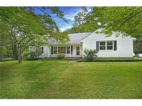 Property for sale at 367 Timberidge Trail, Gates Mills,  Ohio 44040