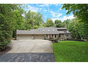Property for sale at 9690 Riverwood Lane, Chagrin Falls,  Ohio 44023