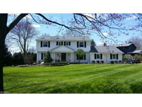 Property for sale at 8873 Tanglewood Trail, Bainbridge,  Ohio 44023