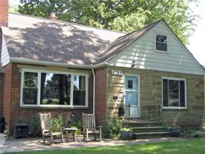 Property for sale at 4767 W 212th Street, Fairview Park,  Ohio 44126