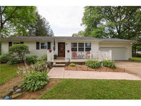 Property for sale at 215 Hazelwood Drive, Seville,  Ohio 44273
