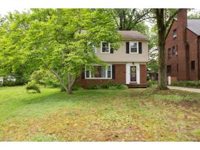 Property for sale at 2607 Ashurst Road, University Heights,  Ohio 44118