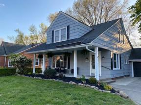 Property for sale at 1560 Felton Road, South Euclid,  Ohio 44121