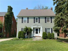 Property for sale at 3665 Washington Boulevard, University Heights,  Ohio 44118