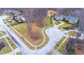 Property for sale at VL Hidden Canyon Circle, Brecksville,  Ohio 44141
