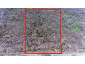 Property for sale at VL Taylor Wells Road, Chardon,  Ohio 44024