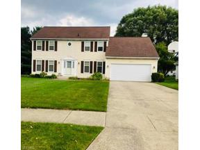 Property for sale at 2267 Meadowood Boulevard, Twinsburg,  Ohio 44087