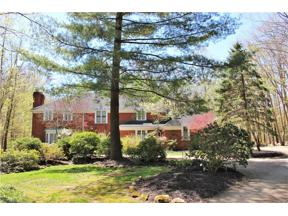 Property for sale at 6970 Norvale Circle W, Gates Mills,  Ohio 44040
