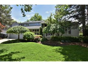 Property for sale at 23998 Wendover Drive, Beachwood,  Ohio 44122