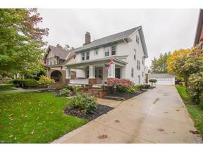 Property for sale at 2046 Arthur Avenue, Lakewood,  Ohio 44107