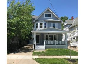 Property for sale at 1494 Orchard Grove Avenue, Lakewood,  Ohio 44107
