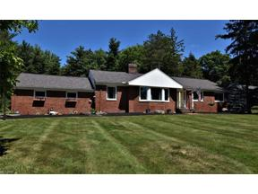 Property for sale at 437 Timberidge Trail, Gates Mills,  Ohio 44040