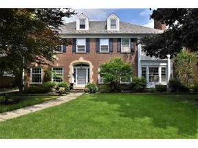 Property for sale at 3005 Kingsley Road, Shaker Heights,  Ohio 44122