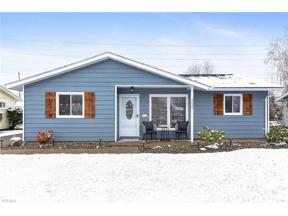 Property for sale at 449 Chestnut Drive, Berea,  Ohio 44017