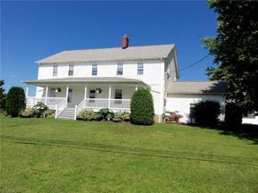 Property for sale at 16496 Claridon Troy Road, Burton,  Ohio 44021