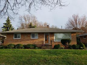 Property for sale at 6698 Kingsdale Boulevard, Parma Heights,  Ohio 44130