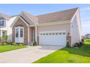 Property for sale at 36134 Navona Lane, North Ridgeville,  Ohio 44039