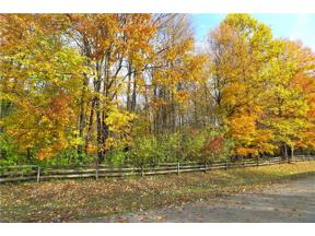 Property for sale at VL Wharton Road, Russell,  Ohio 44072