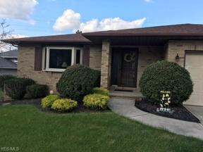Property for sale at 4742 Coral Gables Drive, Parma,  Ohio 44134