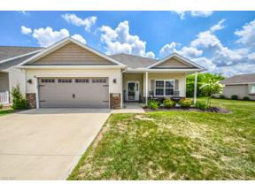 Property for sale at 9229 Woodland Blue Circle, Seville,  Ohio 44273