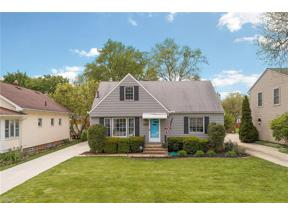 Property for sale at 4024 W 224th Street, Fairview Park,  Ohio 44126