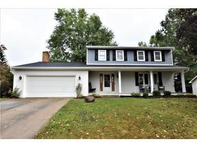 Property for sale at 323 Eric Lane, Wadsworth,  Ohio 44281