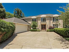 Property for sale at 32375 Wintergreen Drive, Solon,  Ohio 44139