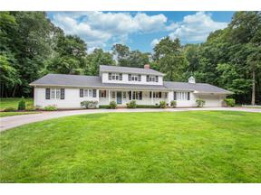 Property for sale at 1810 Woodstock Road, Gates Mills,  Ohio 44040