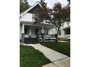 Property for sale at 1229 Ethel Avenue, Lakewood,  Ohio 44107