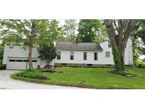 Property for sale at 13617 Chillicothe Road, Novelty,  Ohio 44072