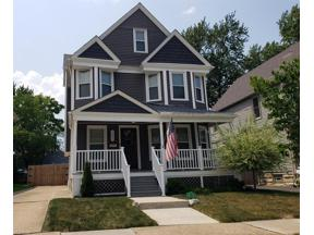 Property for sale at 1496 Elmwood Avenue, Lakewood,  Ohio 44107