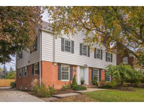 Property for sale at 21775 Parnell Road, Shaker Heights,  Ohio 44122