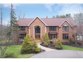 Property for sale at 7249 Rollingbrook Trail, Solon,  Ohio 44139