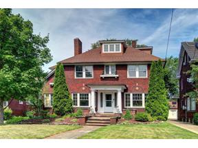 Property for sale at 2517 Euclid Heights Boulevard, Cleveland Heights,  Ohio 44106