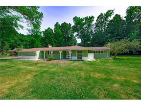 Property for sale at 995 Woodlane Drive, Mayfield Village,  Ohio 44143