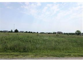 Property for sale at Moorland Drive, Grafton,  Ohio 44044