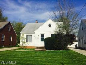 Property for sale at 1613 Parker Drive, Mayfield Heights,  Ohio 44124