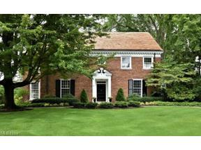 Property for sale at 22099 McCauley Road, Shaker Heights,  Ohio 44122