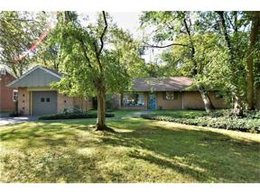 Property for sale at 5306 Ridgebury Boulevard, Lyndhurst,  Ohio 44124