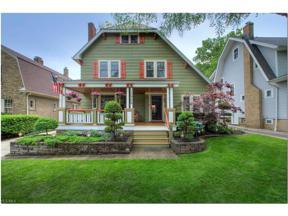 Property for sale at 1565 Saint Charles Avenue, Lakewood,  Ohio 44107