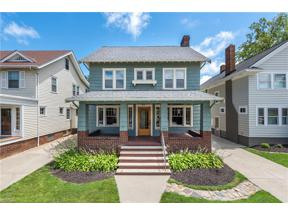 Property for sale at 1075 Sylvan Avenue, Lakewood,  Ohio 44107