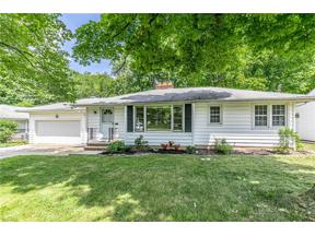 Property for sale at 6779 Bonnieview Road, Mayfield Village,  Ohio 44143