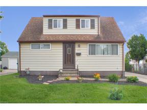 Property for sale at 14335 Parkman Boulevard, Brook Park,  Ohio 44142