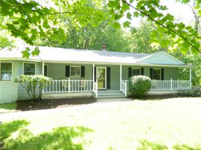 Property for sale at 12596 Buckeye Drive, Chesterland,  Ohio 44026