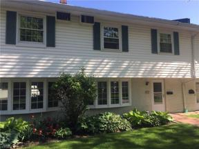 Property for sale at 15 Meadowlawn Drive 3, Mentor,  Ohio 44060