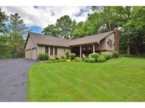 Property for sale at 12453 Bentbrook Drive, Chesterland,  Ohio 44026