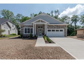 Property for sale at 122 Orange Lake Drive, Orange,  Ohio 44022