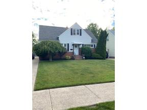 Property for sale at 1298 W Miner Road, Mayfield Heights,  Ohio 44124