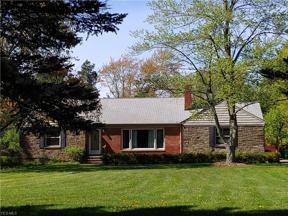 Property for sale at 5223 Ridgebury Boulevard, Lyndhurst,  Ohio 44124